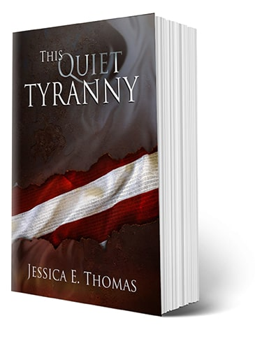 This Quiet Tyranny 3D Cover
